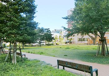 プラタナス公園 | 港区芝浦港南地区の公園サイト
